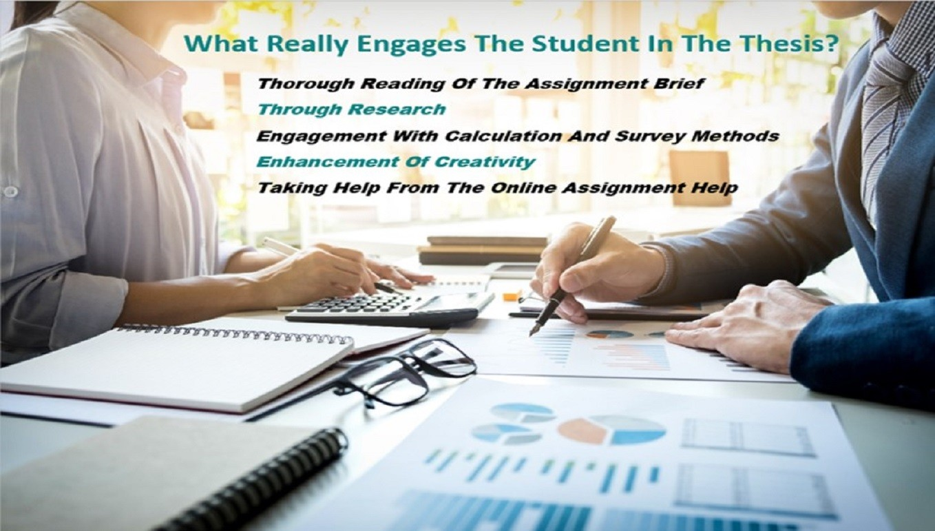 What Really Engages The Student In The Thesis?
